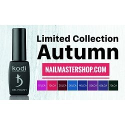 New Kodi Professional fall gel polish collection