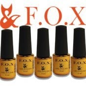 Gel polish FOX
