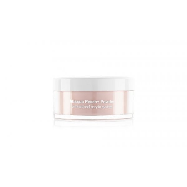 MASQUE ACRYL Powder      peach +  0.76oz  22g.