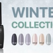 Gel polish 8 ml Winter collection