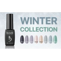 Gel polish 8 ml Winter collection Kodi professional